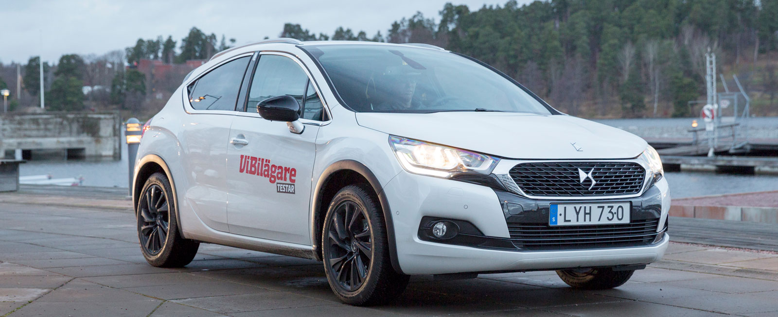 DS 4 Crossback 1,6 HDI 120 Auto