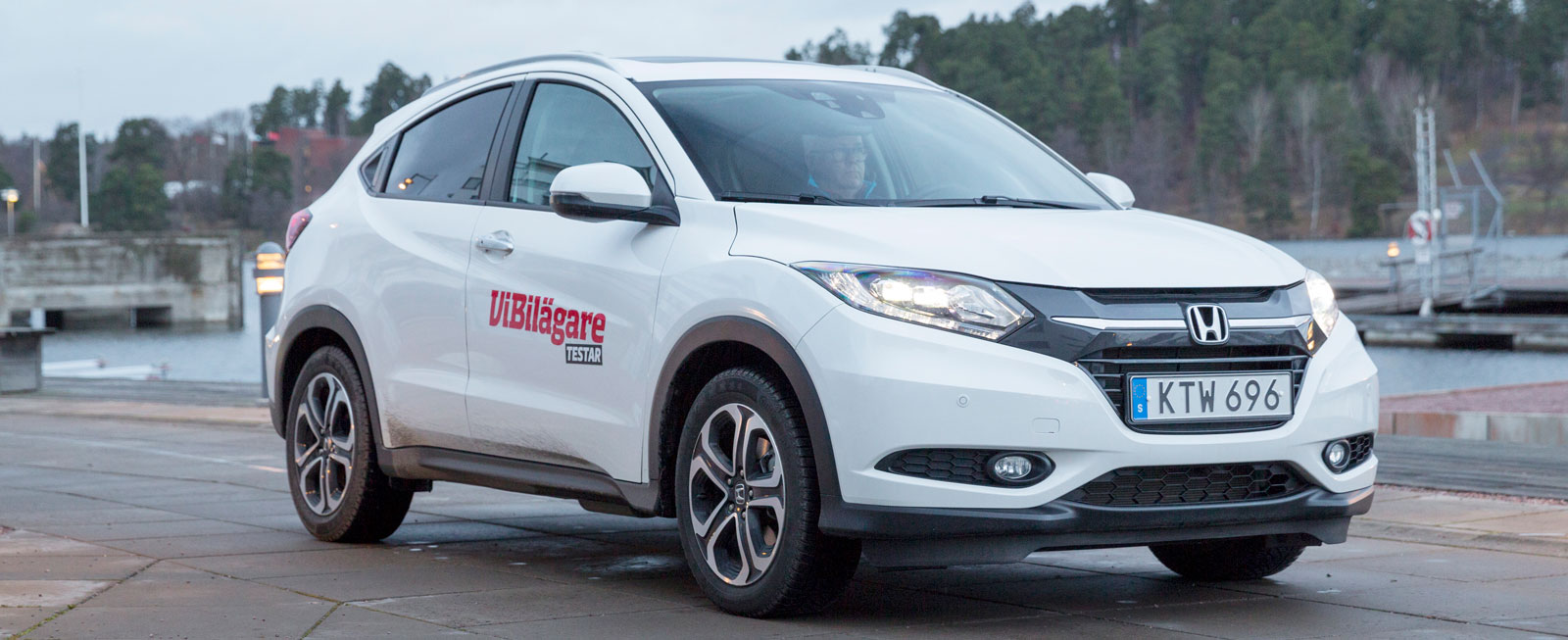 Honda HR-V I-DTEC Exclusive