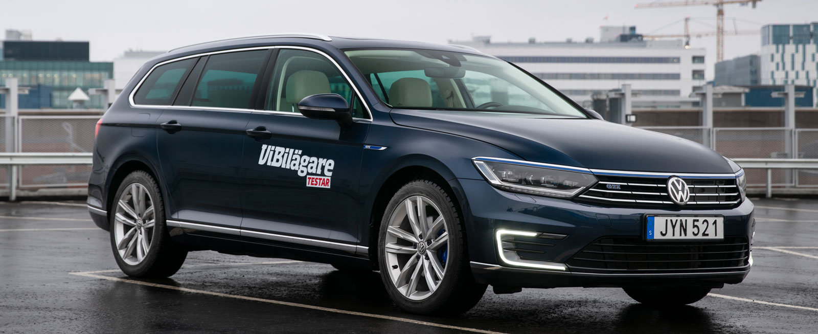 Volkswagen Passat Sportscombi GTE
