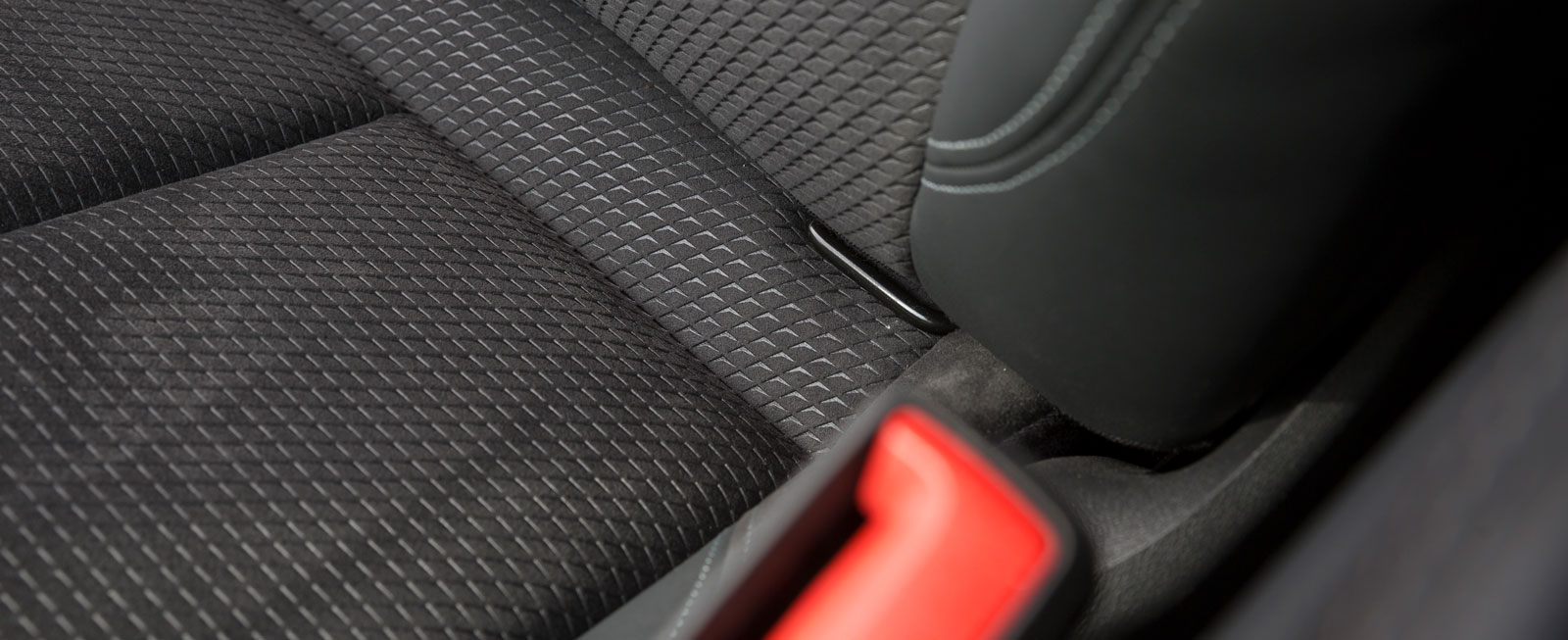 Att Audi erbjuder Isofix också i framsätet är värt en blombukett.
