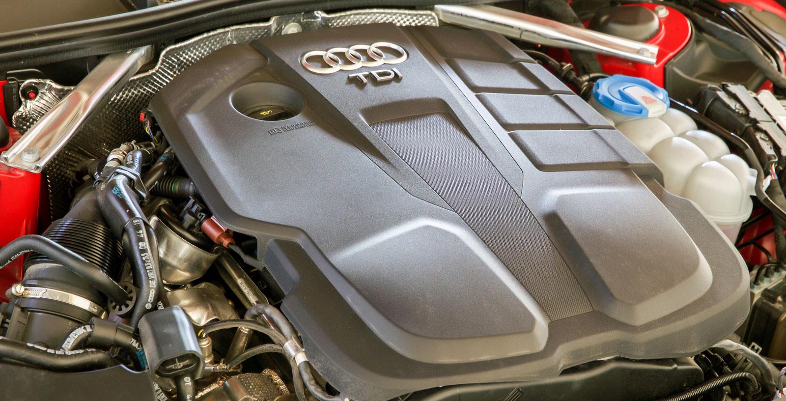Snål och stark, dessutom med väl dämpat dieselknatter – Audis nya 190-hästare är riktigt lyckad.