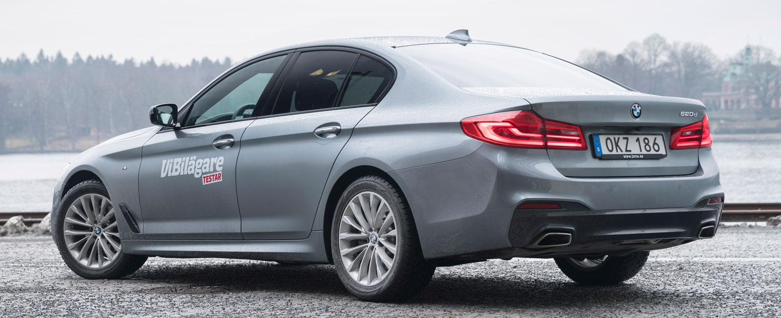 BMW 520d aut. M Sport
