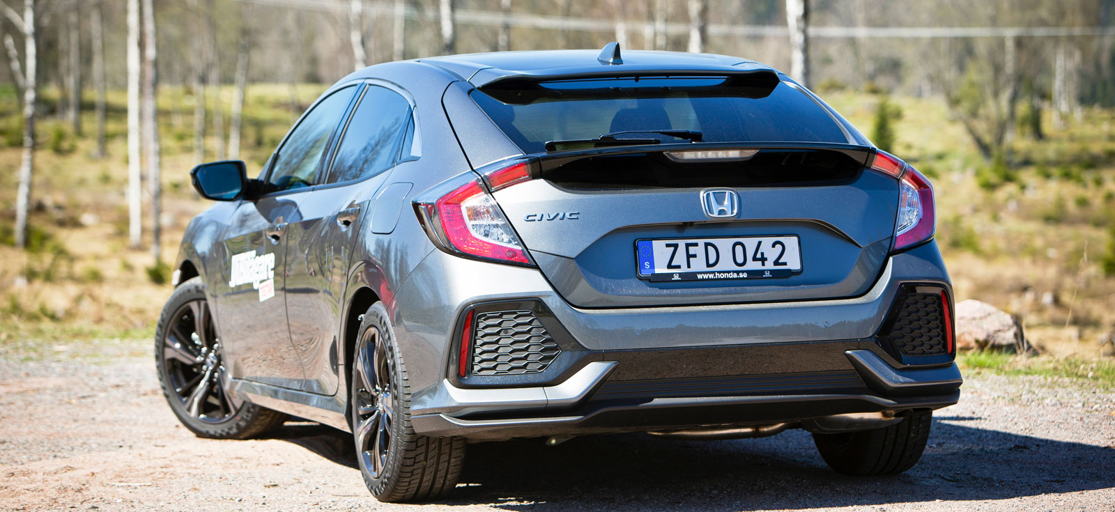 Honda Civic 1,6i-DTEC Executive