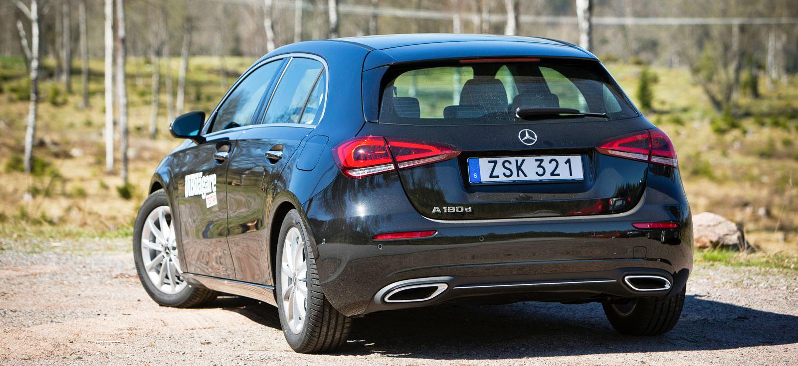 Mercedes-Benz A180 d