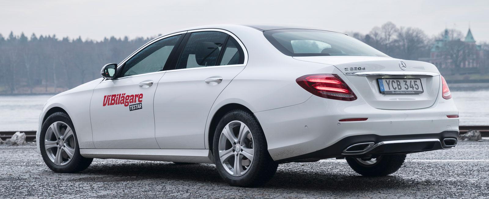 Mercedes-Benz 220d Se Edition