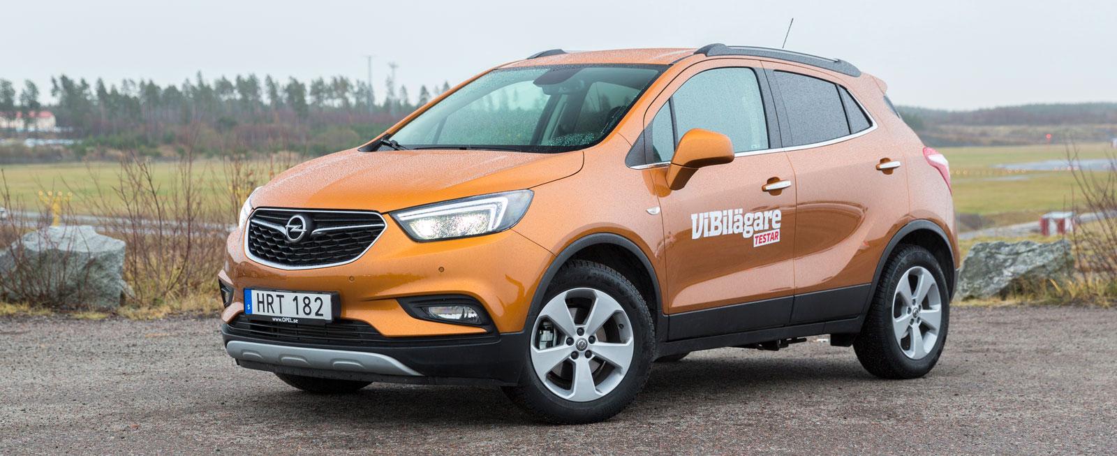 Opel Mokka X  1,4T 4x4 Dynamic