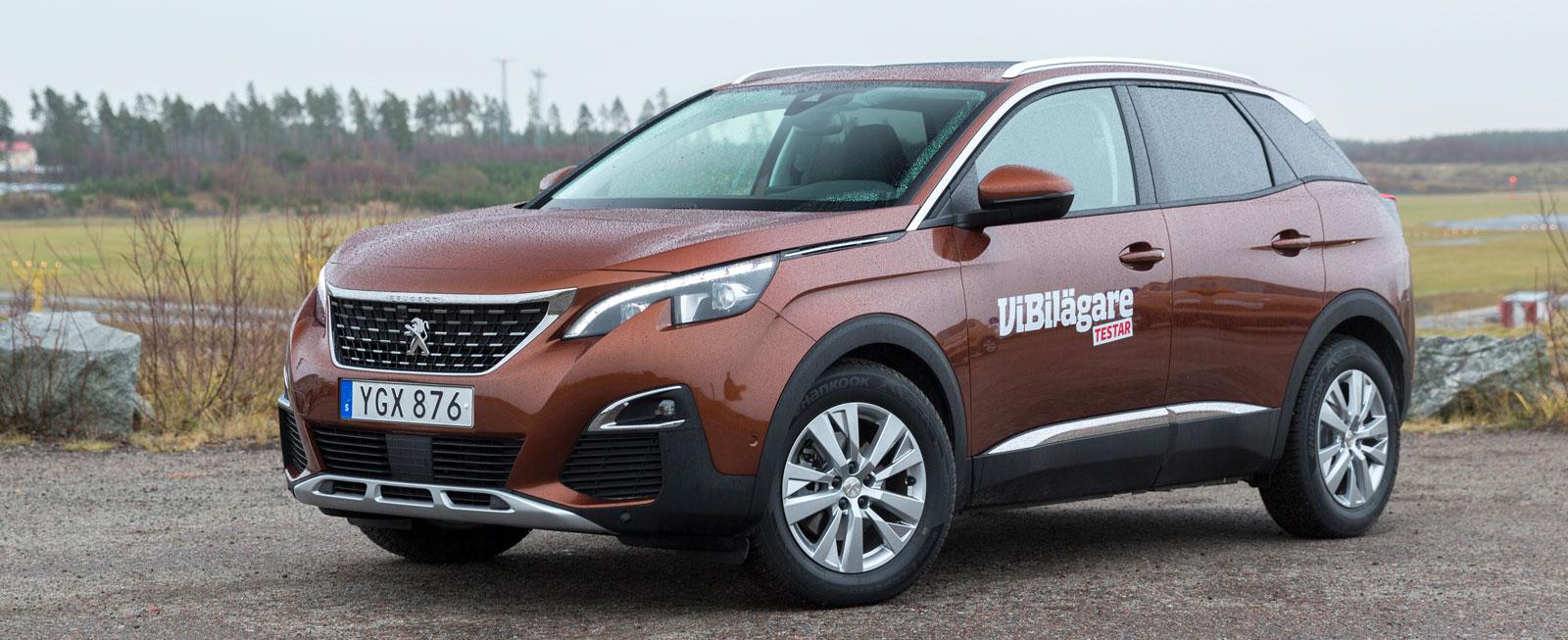 Peugeot 3008  1,6 HDI Allure