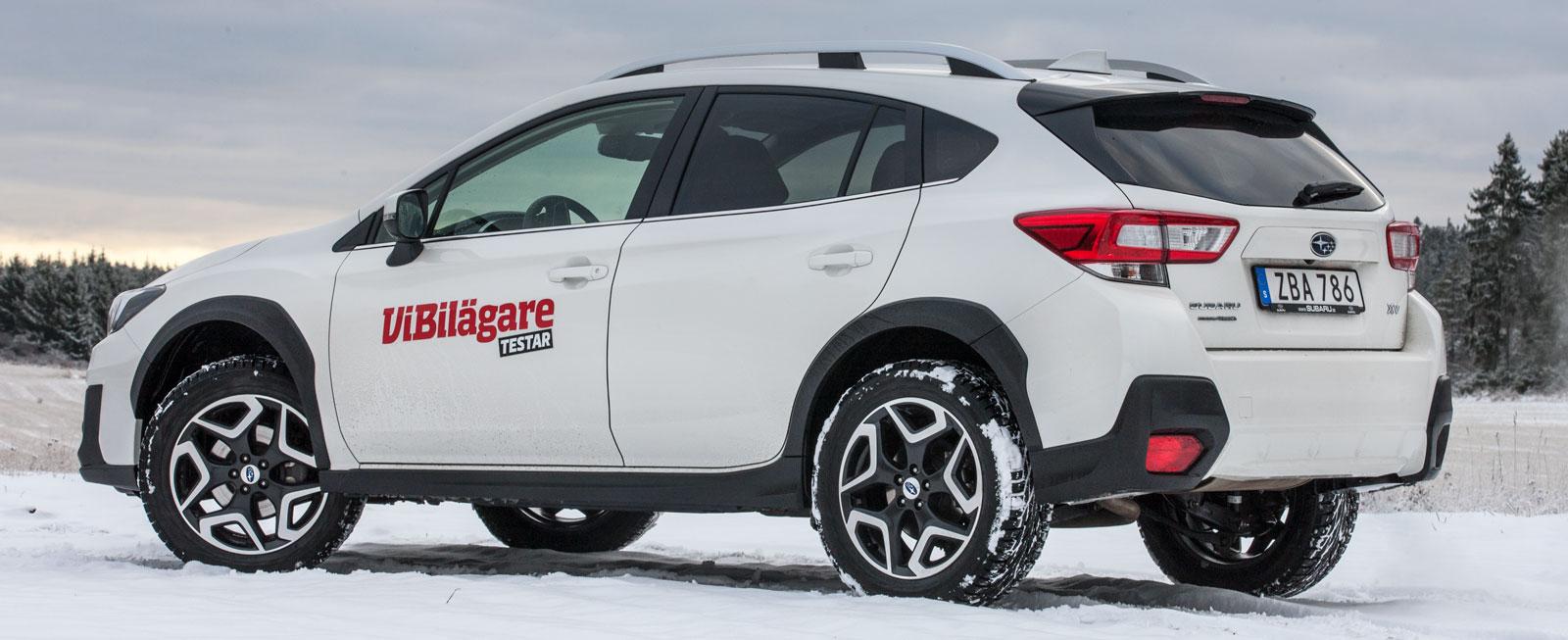 Subaru XV 2,0i Summit