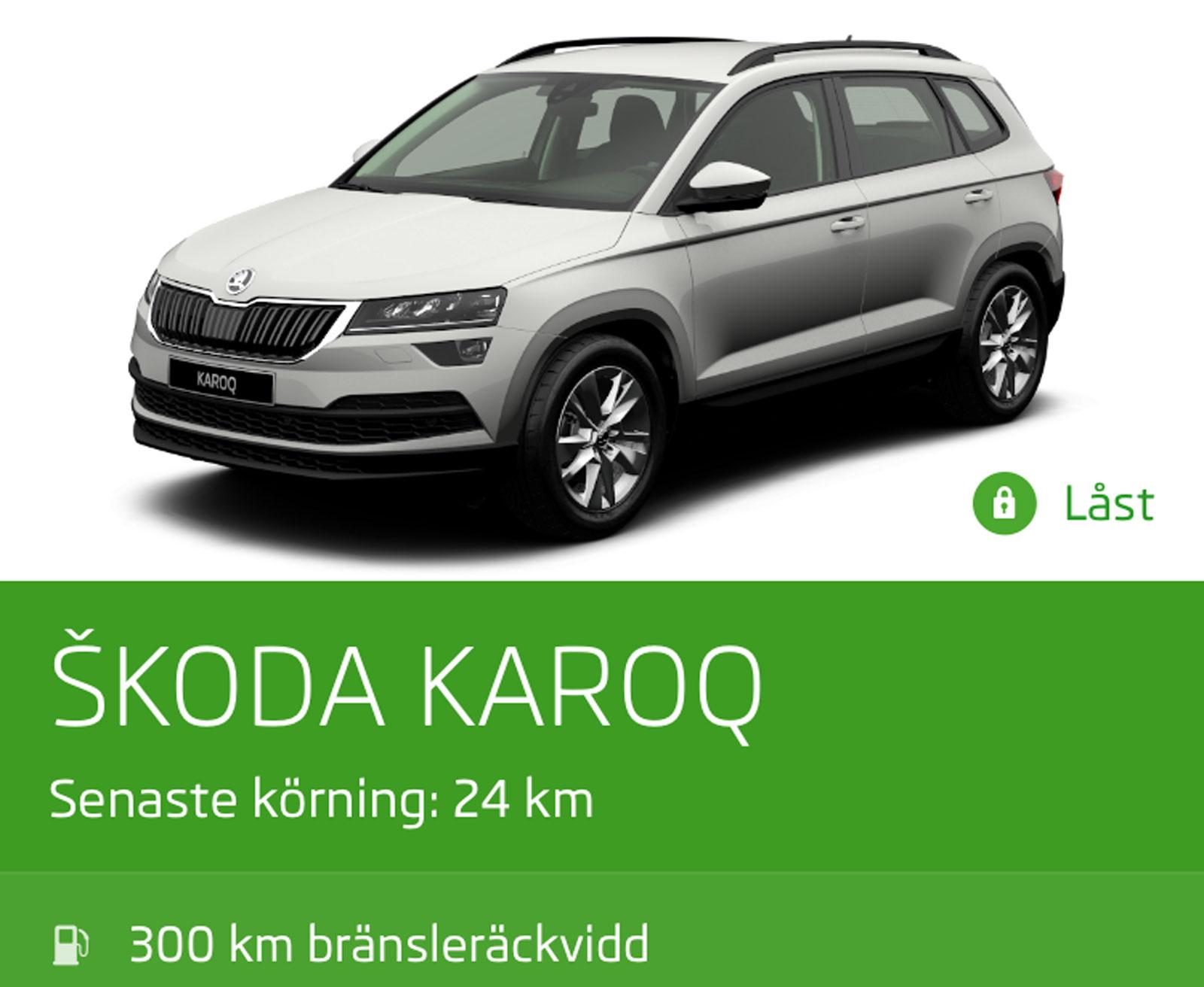 Skoda har nu en egen app där man kan hålla koll på bilens status. Men funktionen Care Connect kostar extra redan från år två.