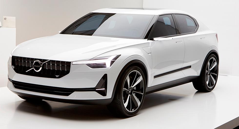 Volvos koncept 40.2 från 2016.