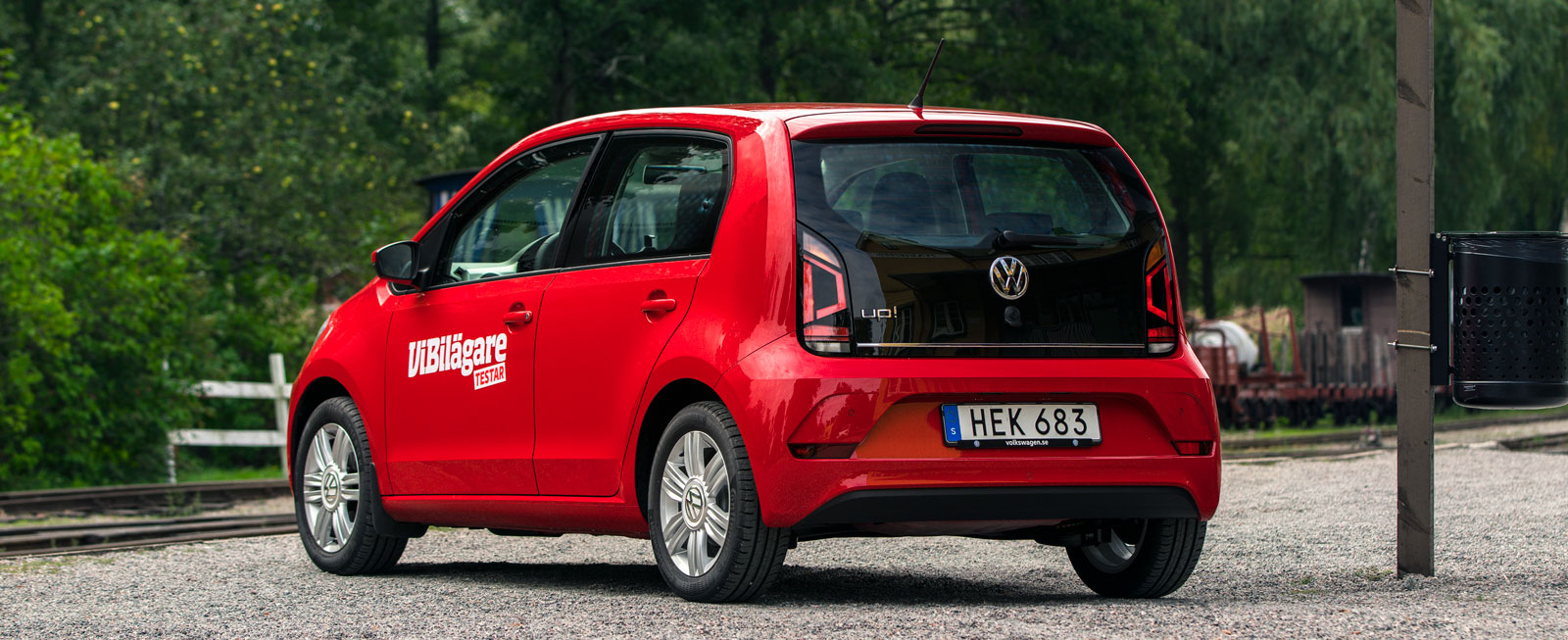 Volkswagen High Up 1.0/75 hk