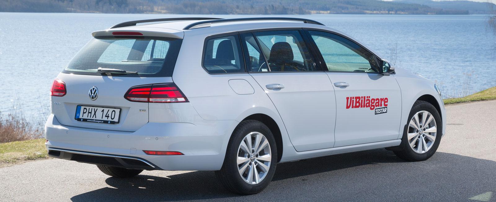 Volkswagen Golf Sportscombi 1.0 TSI/110 hk