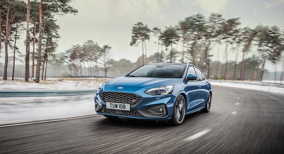 Här är Ford Focus ST