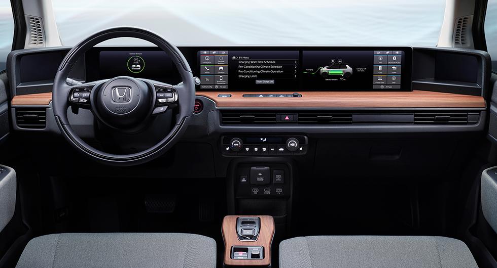 Hondas urbana elbil närmar sig