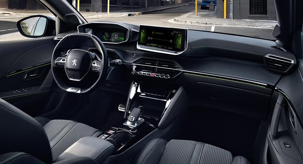 Peugeot 208 som elbil