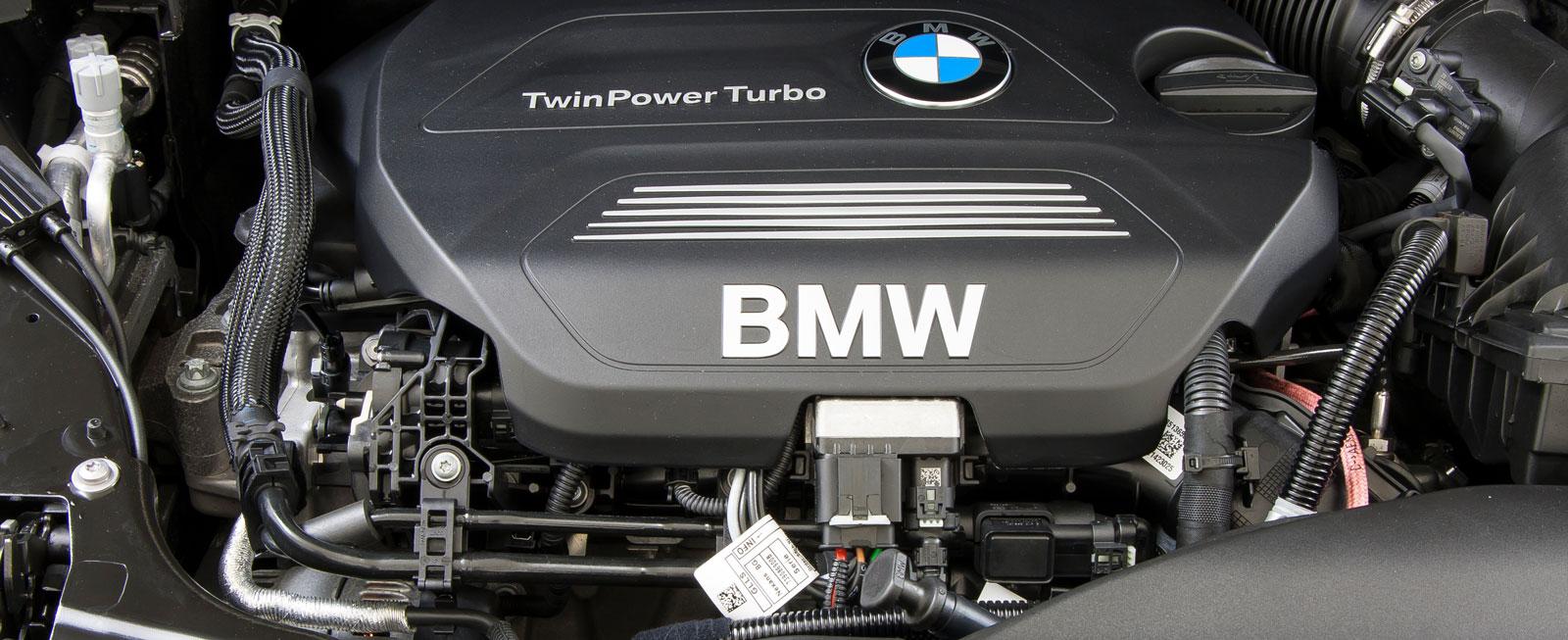 BMW:s 150-hästarsdiesel har lite rå karaktär på tomgång men är en mycket kultiverad motor under körning. Bra respons, låg förbrukning, utmärkt samarbete med automatlådan.