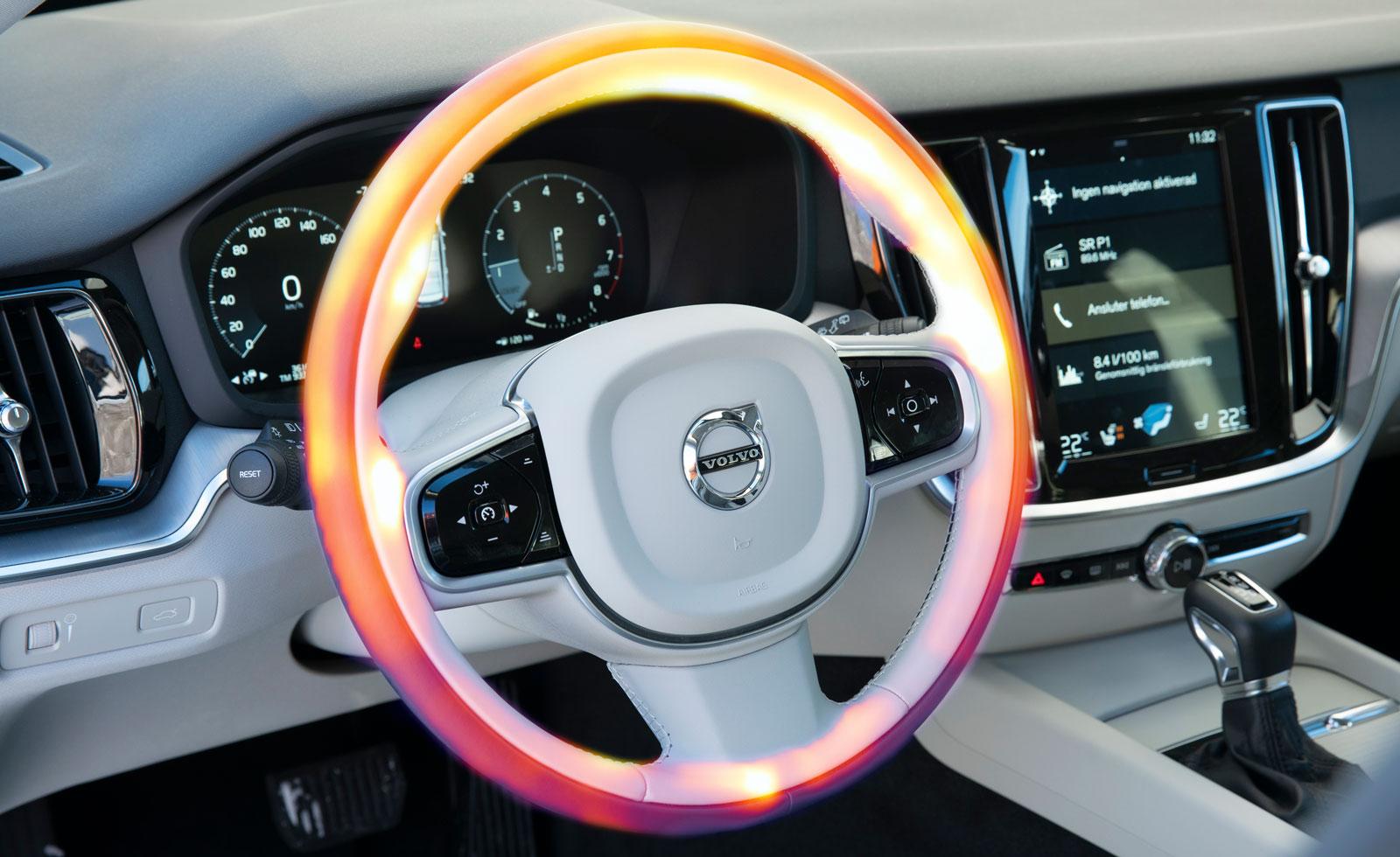 Volvo är bilen för dig som lätt får iskalla fingertoppar!