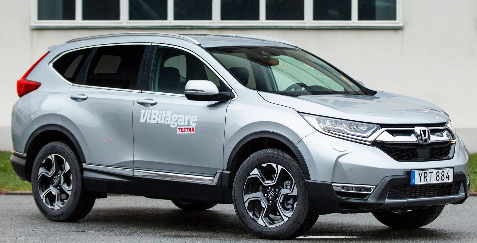 Honda CR-V 1,5 T