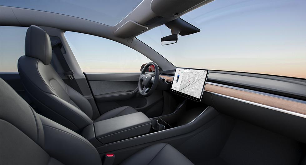 Nya Tesla Model Y – bilder och fakta