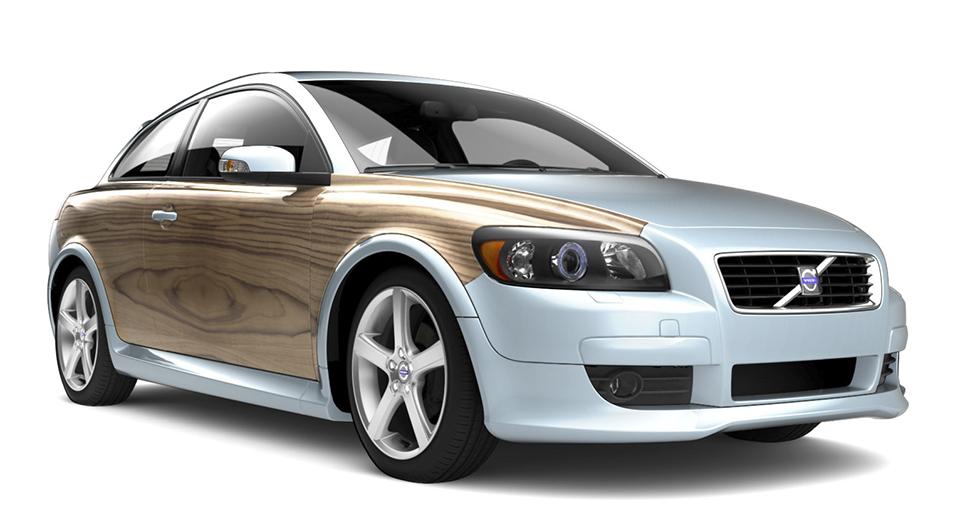 Volvo C30 2008.