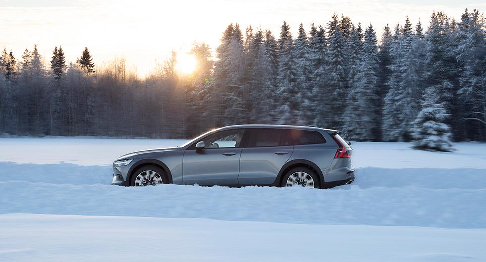 Provkörning: Volvo V60 Cross Country (2019)