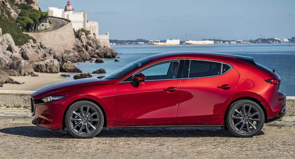 Provkörning: Mazda 3 (2019)
