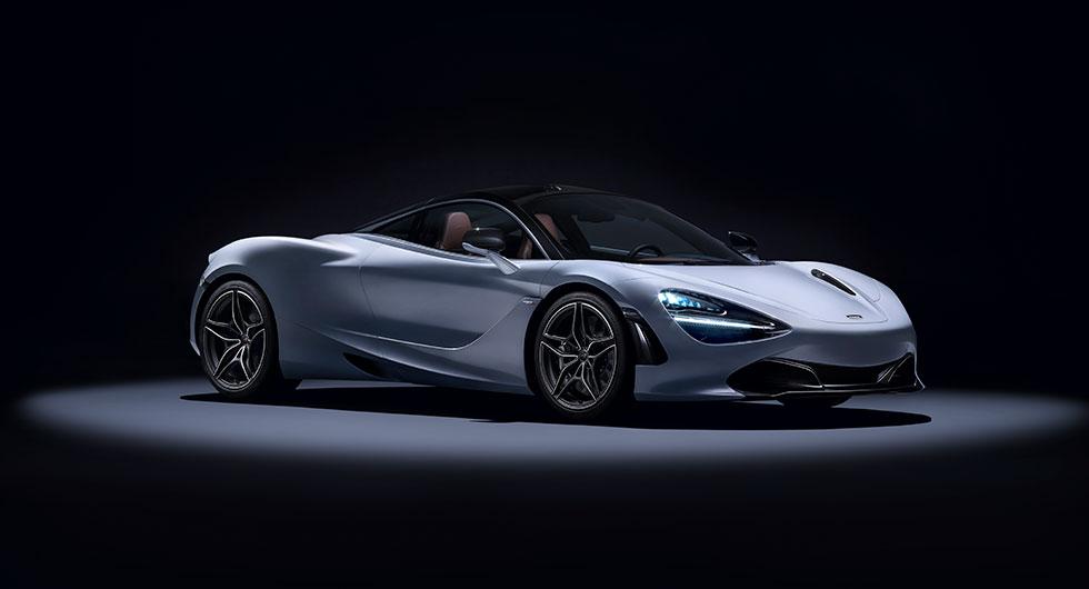 McLaren 720S – World Performance Car 2019.