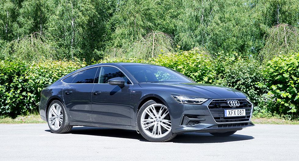 Audi A7 – World Luxury Car 2019.