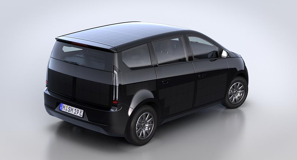 Nevs bygger elbilen Sono Sion i Sverige