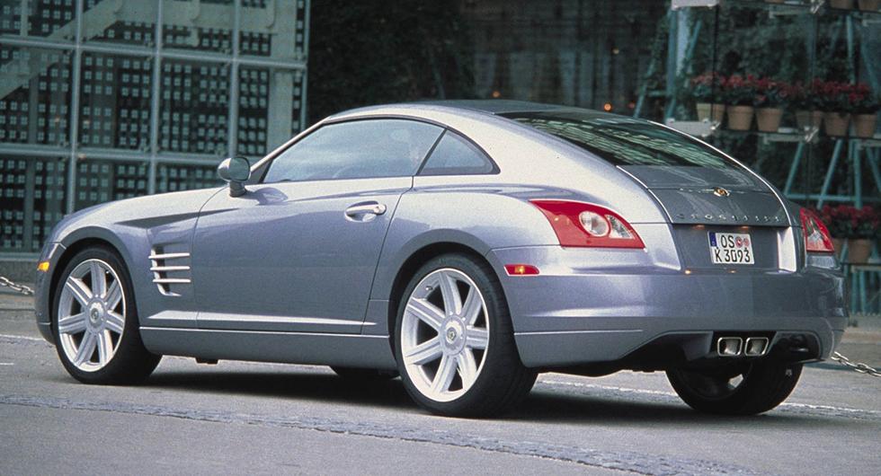 Chrysler Crossfire.