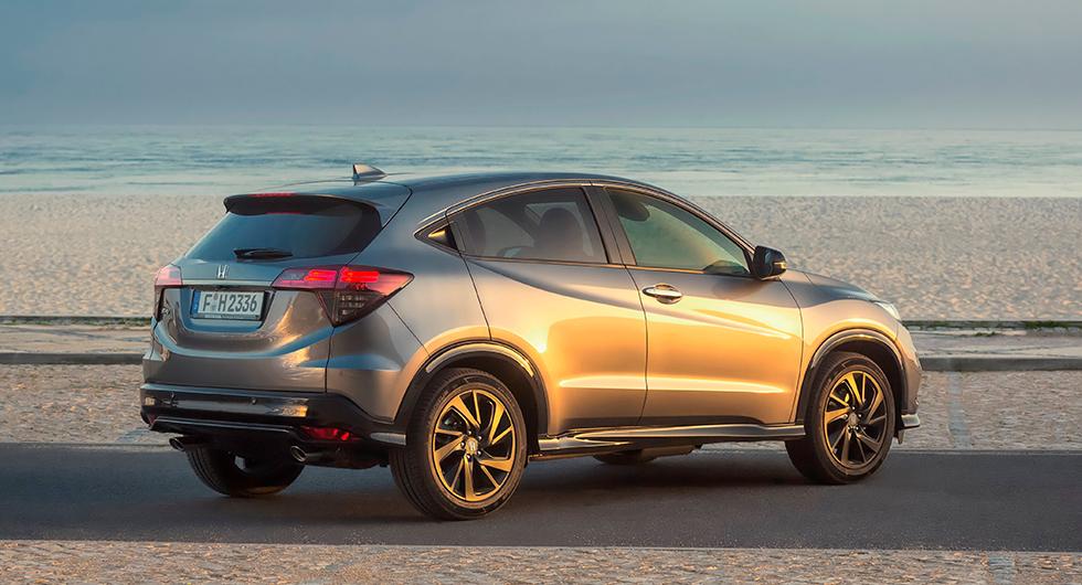 Provkörning: Honda HR-V (2019)