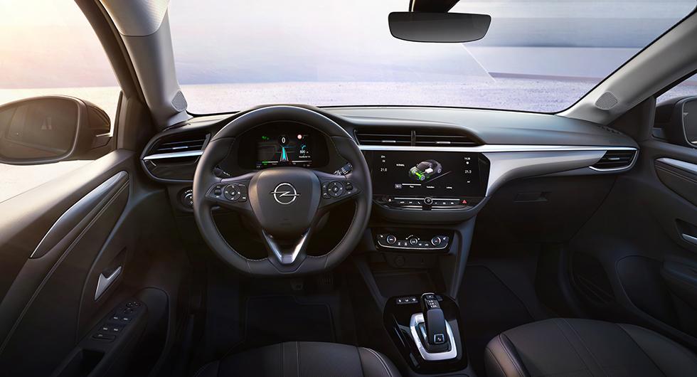 Fulladdad Opel Corsa-e tar dig 33 mil