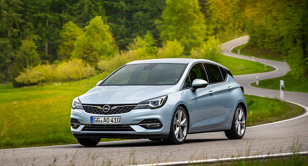 Här är nya Opel Astra
