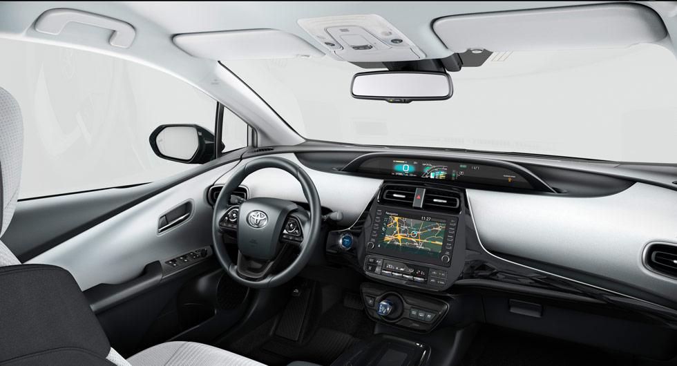 Toyota Prius Plug-in Hybrid har fått en uppdatering