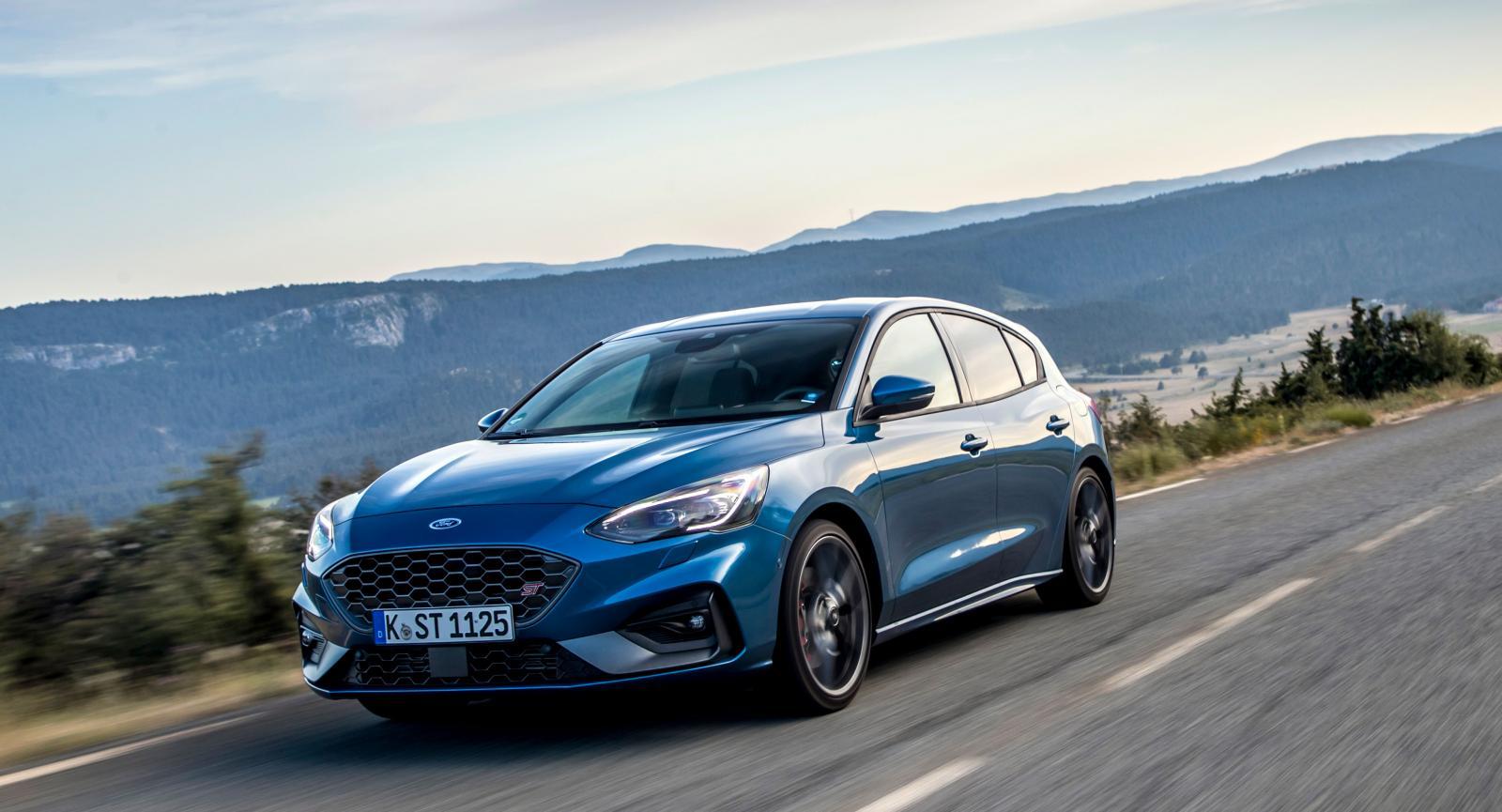 Ford Focus ST – rapport från provkörningen