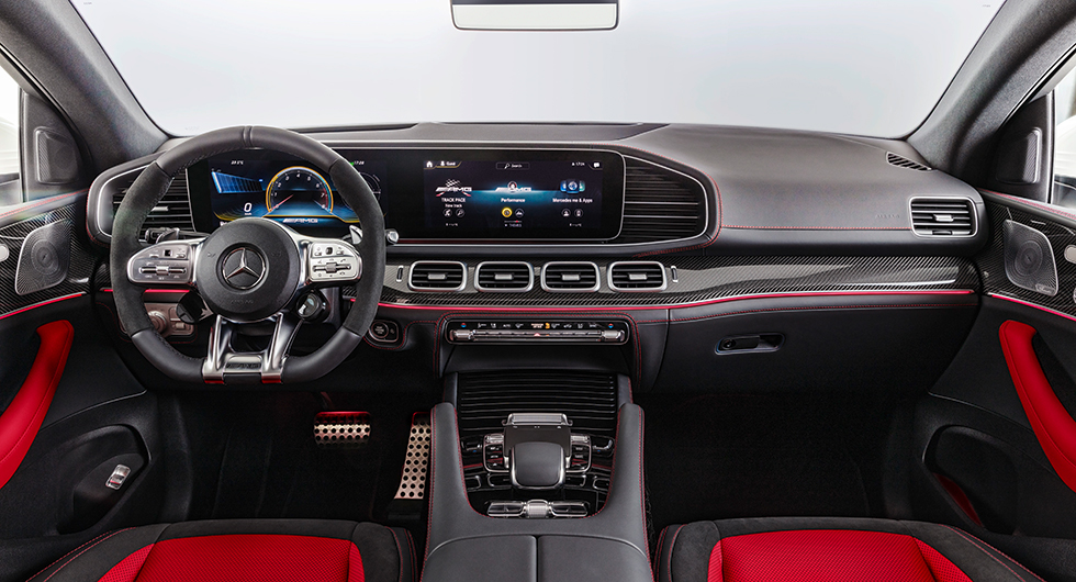 Mercedes GLE Coupé offrar praktikalitet för snygghet