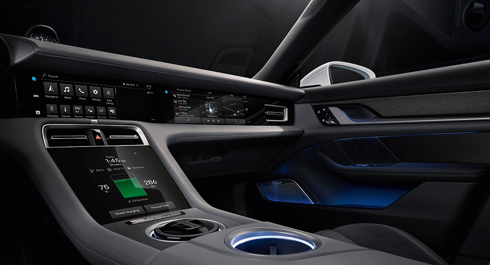 Porsche Taycan – rapport från insidan