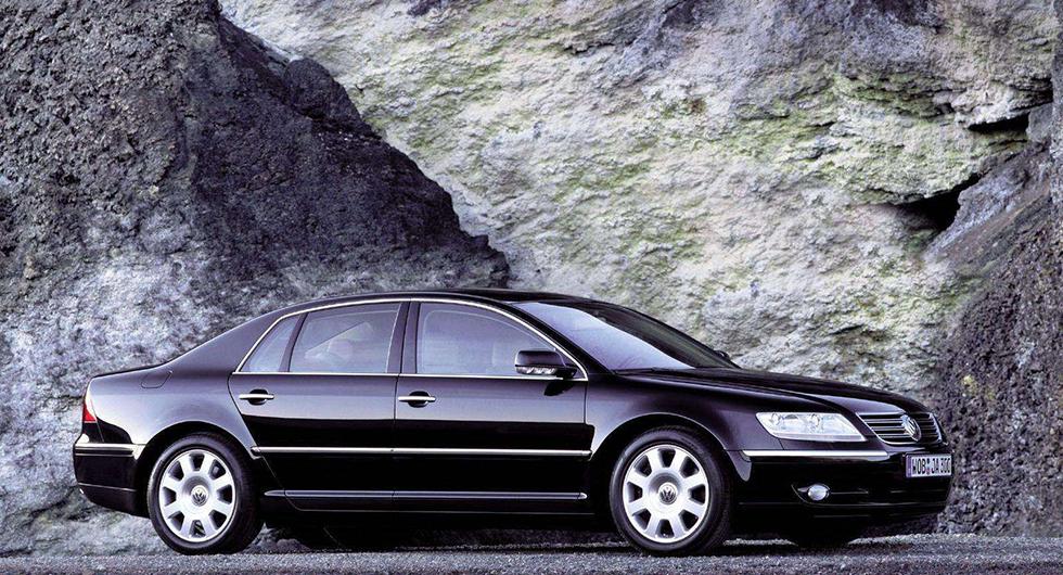 Volkswagen Phaeton.