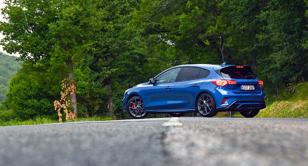 Provkörning: Ford Focus ST (2019)