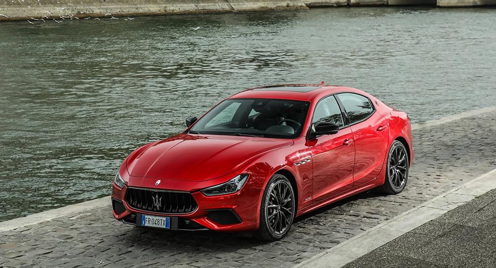 Maserati planerar elektrisk framtid