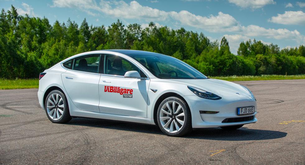Tesla Model 3, Dual Motor L.R. Grundpris: 644 600 kr.