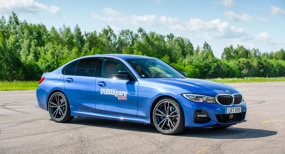 BMW 3-Serie, 330i M-Sport. Grundpris: 444 400 kr