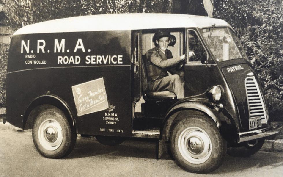 Morris moderniseras med el