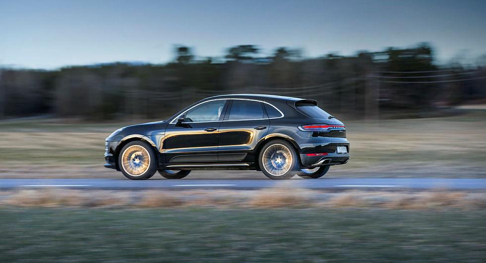 Provkörning: Porsche Macan (2019)
