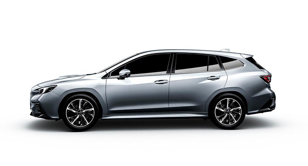 Subaru Levorg får ögon i nacken
