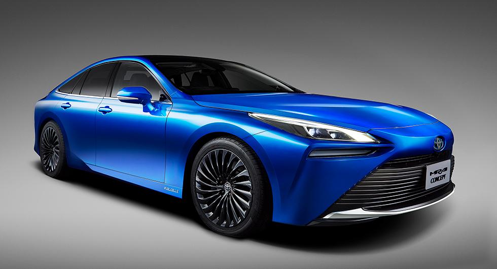 Toyota Mirai 2020.