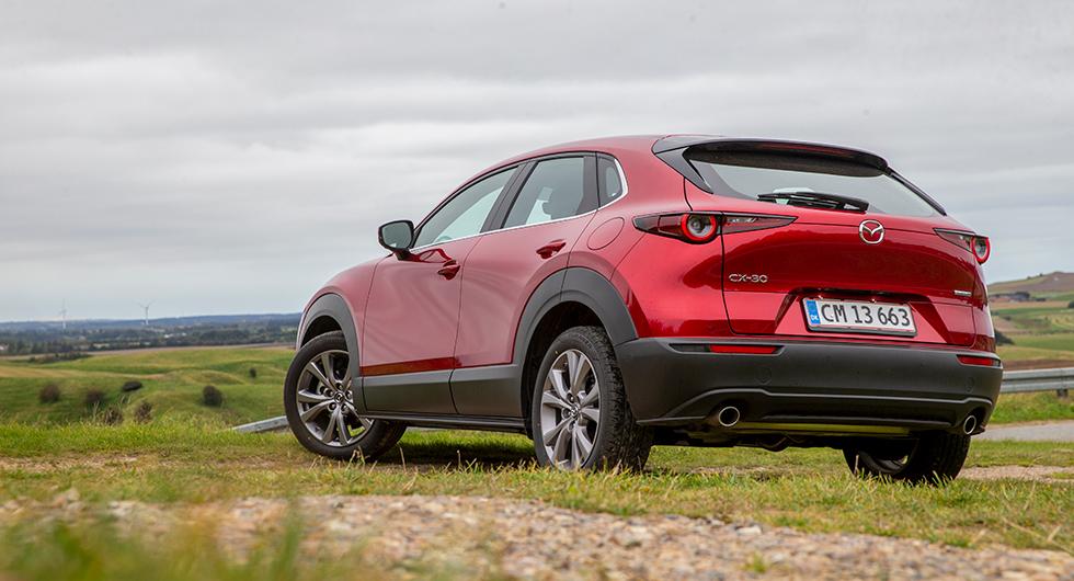 Provkörning: Mazda CX-30 (2019)