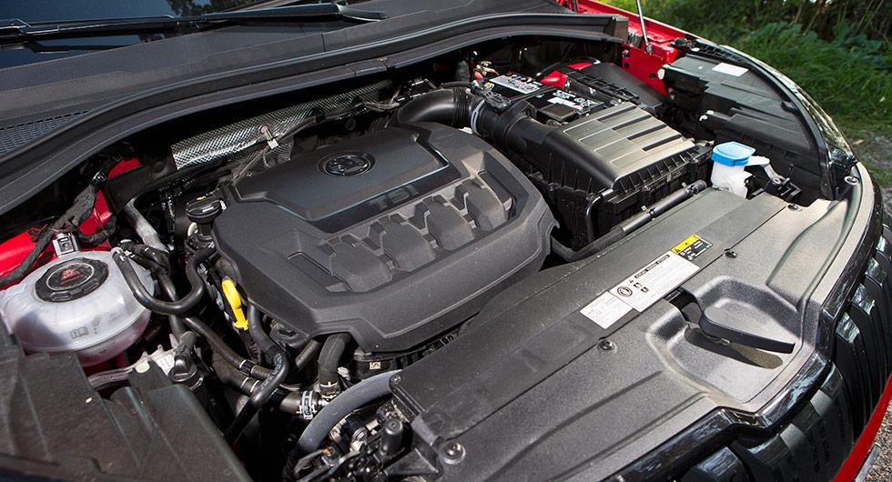 Test: Hyundai Santa Fe, Seat Tarraco och Skoda Kodiaq