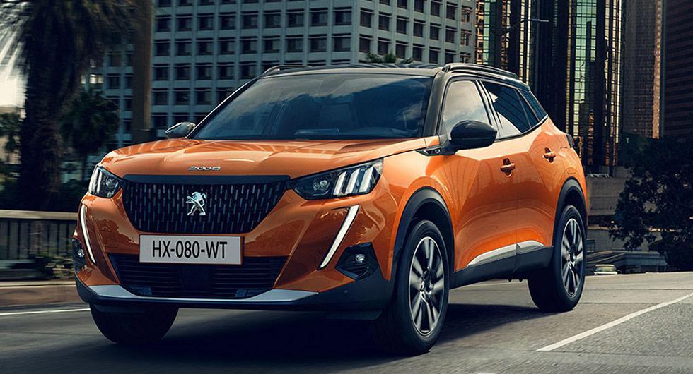 Peugeot 2008 – rapport från provkörningen