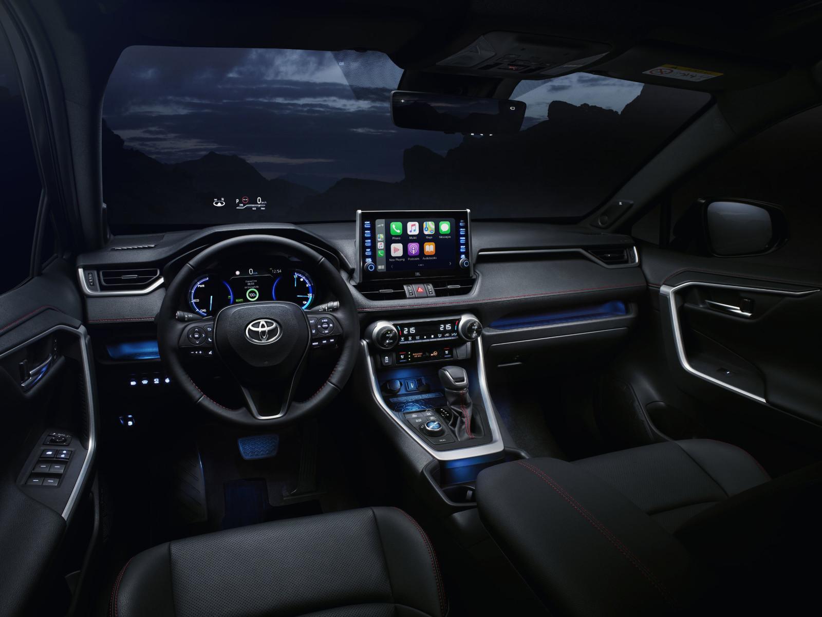 Toyota RAV4 Plug-in Hybrid – svenska priser klara för laddhybridsuven